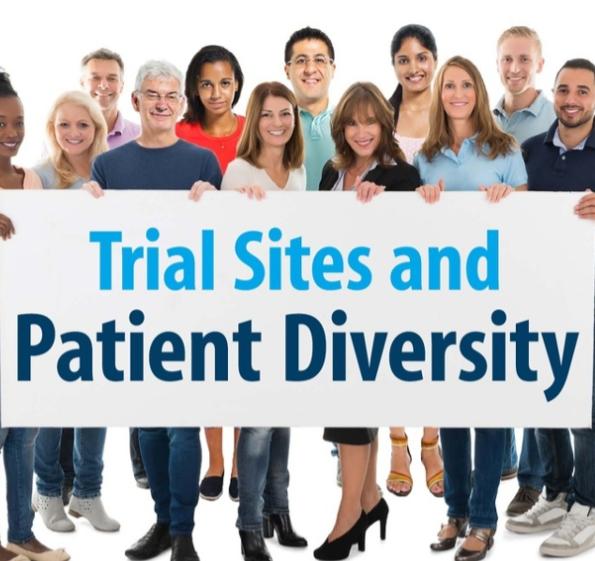 Trial Sites and Patient Diversity Image
