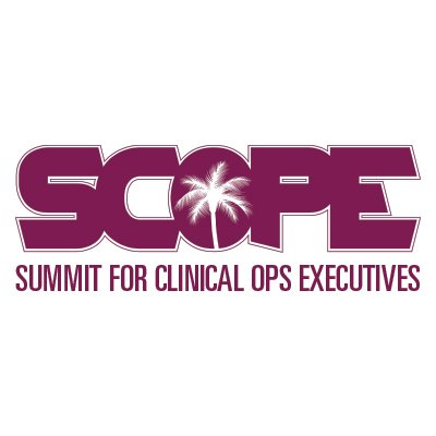 The Future of Patient Enrollment and Retention – SCOPE 2019 Image