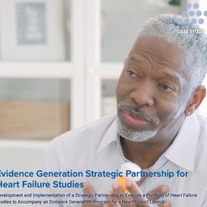 Evidence Generation Strategic Partnership for Heart Failure Studies Image
