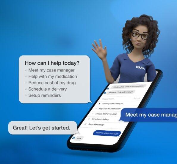 UBC'S Digital Concierge Transforms Patient Access & Adherence Programs Image