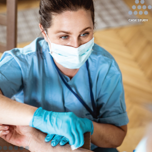 Home Health Nurse Network Ensures Patient Care Continuity During the COVID-19 Pandemic Image