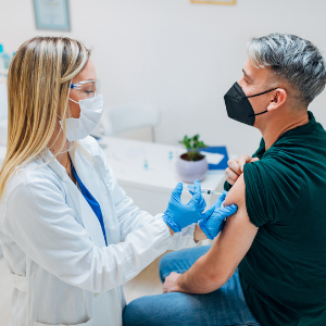 From Pharmacovigilance to Vaccination Volunteering Image