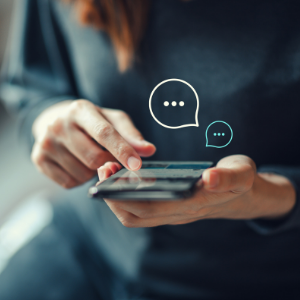 Breaking Down Patient Barriers to Therapy Through Mobile Messaging & Virtual Assistants Image